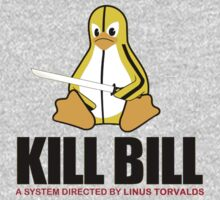 Kill bill parody - linux OS by RobertKShaw