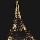 La Tour Eiffel by Austen Risolvato