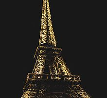 La Tour Eiffel by Austen Risolvato