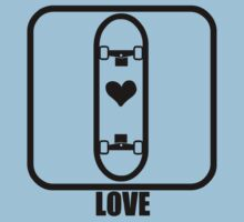 I love skateboarding by RobertKShaw