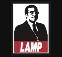 I love lamp - Brick Tamland by RobertKShaw