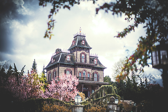 Phantom Manor Au Printemps by Austen Risolvato