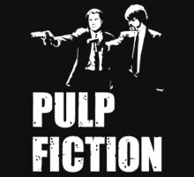 Pulp fiction … Jules & Vincent (1) by OliveB