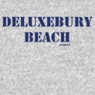 Deluxebury Beach by Jeff Newell