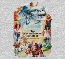 The Never ending story poster by RobertKShaw