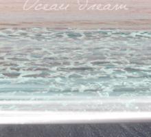 Ocean Dream II Sticker
