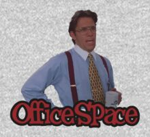 Bill Lumbergh Office Space Meme by RobertKShaw