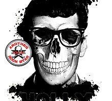Buddy Holly by iamfinn