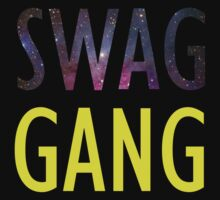 SWAG GANG! by Cheikon