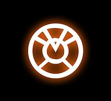 Agent Orange - Orange Lantern Corps. by Raccoon-god