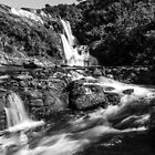 Bakers Falls, Sri Lanka by Cherrybom