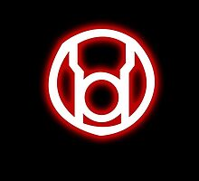 Red Lantern Corps by Raccoon-god