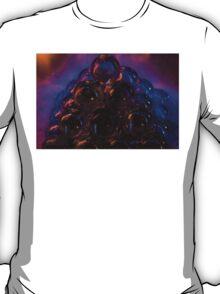 Flaming Pyramid Orbs  T-Shirt