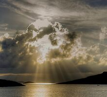 Chalki Rays by Tom Gomez