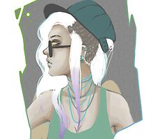 Gilda by Blueteardrops