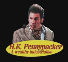 Kramer from Seinfeld as HE Pennypacker by RobertKShaw