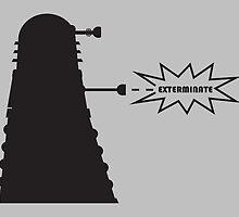 Exterminate by Lauramazing