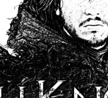 Jon Snow ( Game of Thrones )  Sticker