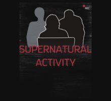 Supernatural activity by van-helsa124