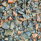 Gravel on a Rainy Day by Lee Donavon Hardy