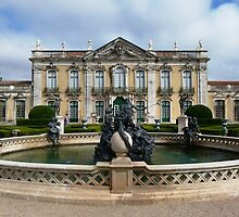 Queluz National Palace by Trish Meyer
