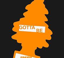 Fresh (Rad Orange) by Dylan Morang
