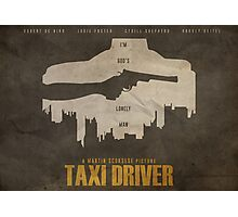 You Talkin' to Me? - Taxi Driver Poster Photographic Print