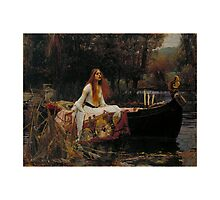 Lady Of Shalott by AmazingMart