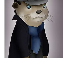 Sherlock the Otter by RandomCitizen