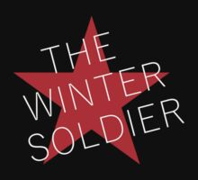 The Winter Soldier by Chloe Hill