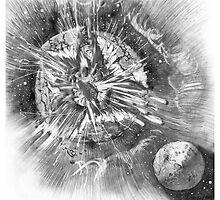 End of Earth, 2047 by Bob Bello