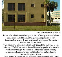 "Fort La Tee Dah ""South Side School"" by GolemAura"