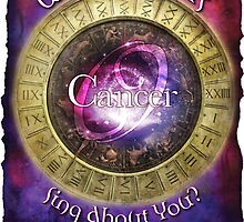Astrology: Cancer by shaunaknight