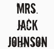 Mrs. Jack Johnson by BaileyLisa