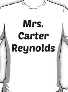 Mrs. Carter Reynolds T-Shirt