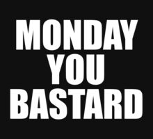 Monday by romeotees