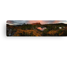Cradle Highlands Canvas Print