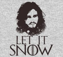 Game of Thrones - Let it Snow by nytelock