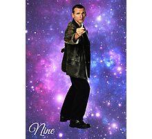 Nine In Stars Photographic Print