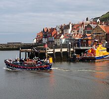 Whitby Harbour by Photography  by Mathilde