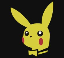Playboy Pikachu Pokemon by RobertKShaw