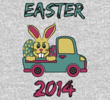 Easter 2014 by refreshdesign
