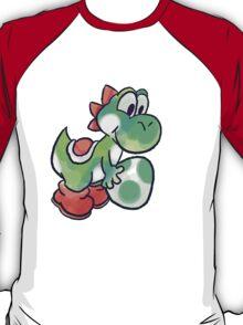 Yoshi holding an Egg T-Shirt
