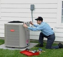 Heating & Air Conditioning technicians Service by godfatherac