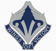 55th Aviation Battalion - Wings Of Victory by VeteranGraphics