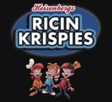 Ricin Krispies - Breaking Bad rice krispies parody by RobertKShaw