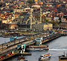 Streets of Istanbul by Hercules Milas