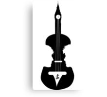 Violin (Parabatai) Canvas Print