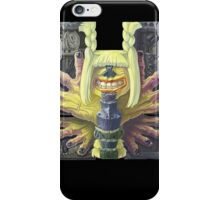 Butterfly man iPhone Case/Skin