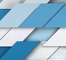 cubes shapes background by carloscastilla